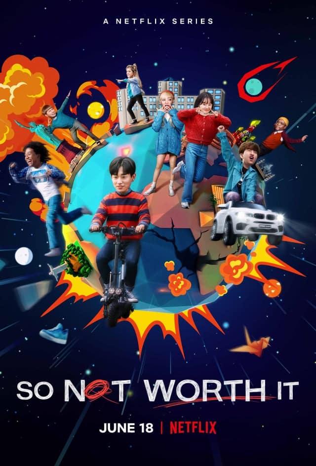 So Not Worth It (2021) วัยใสๆ หัวใจสุดเปิ่น ซับไทย EP1-EP12 [จบ]