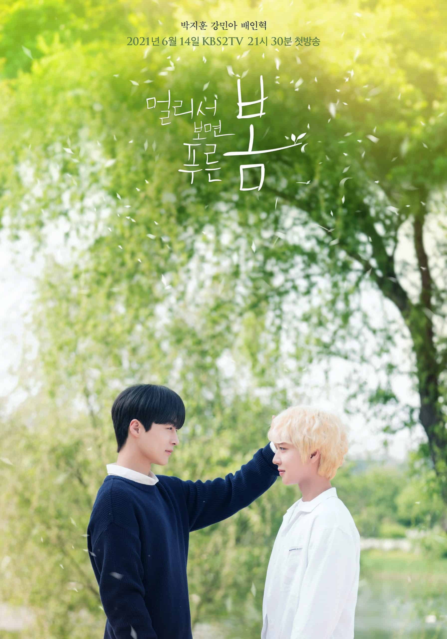 At a Distance, Spring is Green ซับไทย EP1-EP5