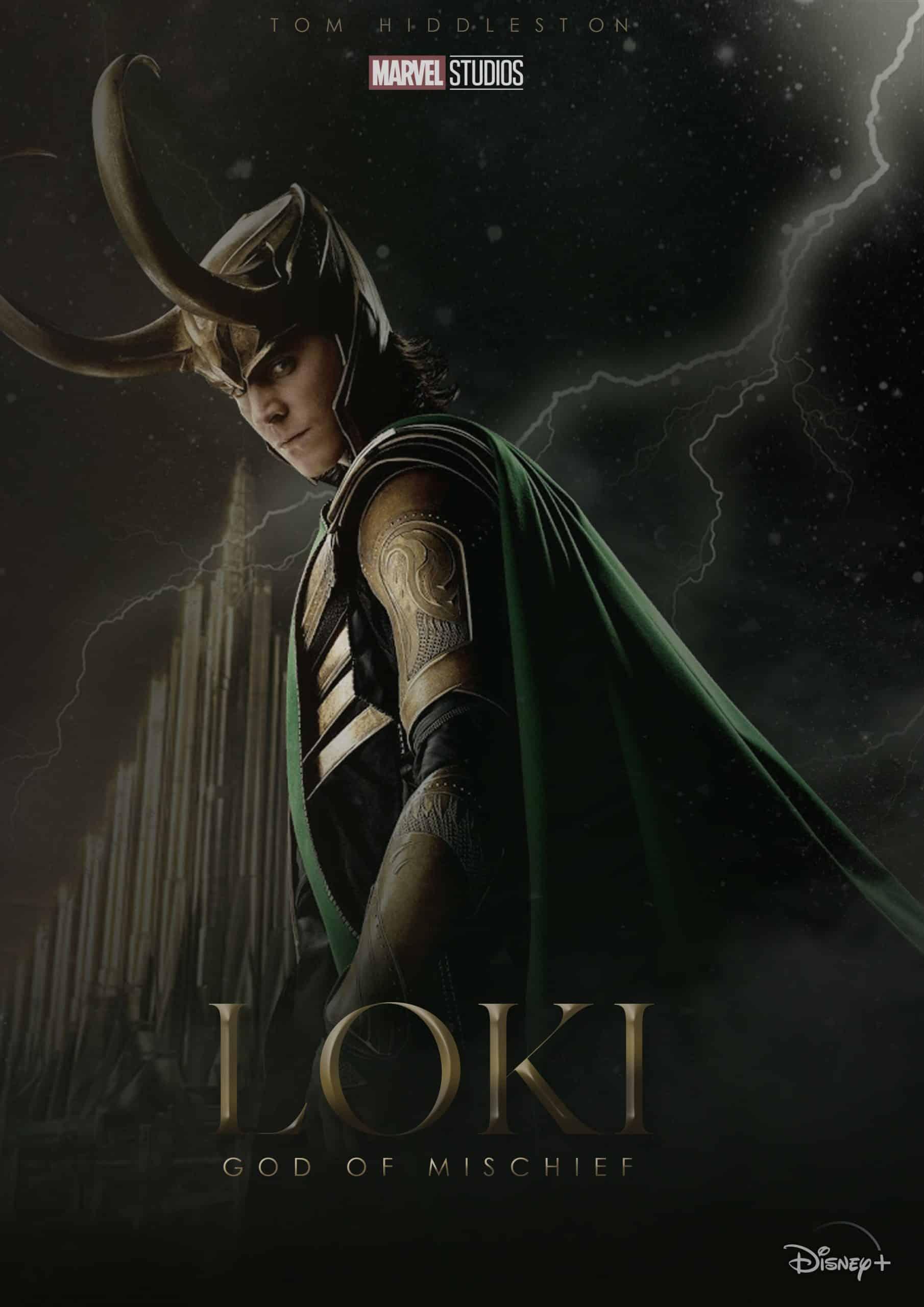 Loki Season 1 ซับไทย EP1-EP6 [จบ]