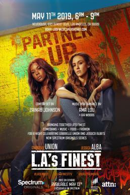 L.A.'s Finest Season 1 สวยเผ็ดสืบเด็ดแอลเอ ปี 1 พากย์ไทย EP1-EP3