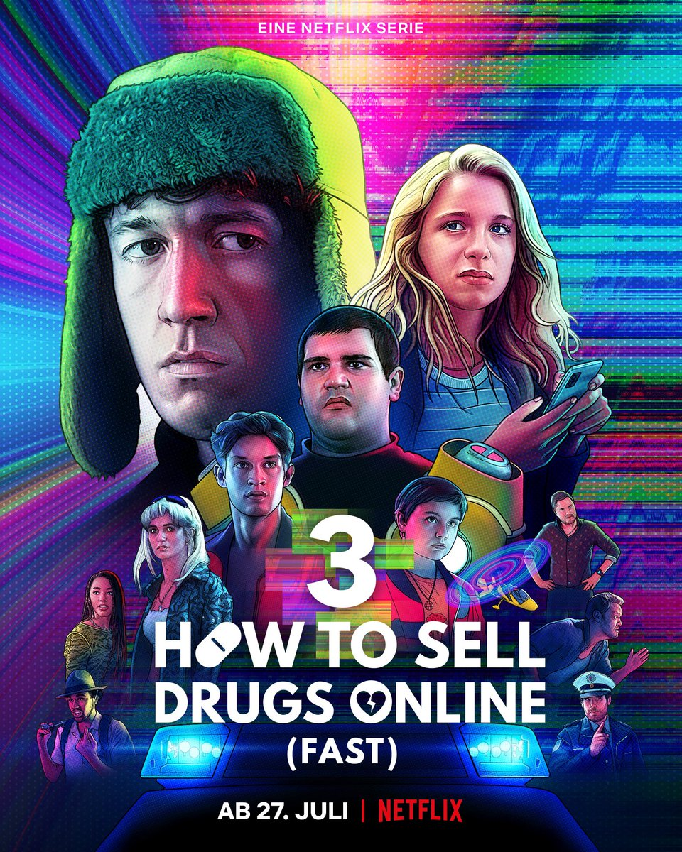 How to Sell Drugs Online (Fast) Season 3 วัยลองของ ปี3 ซับไทย EP1-EP6 [จบ]