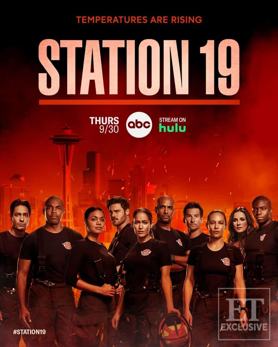Station 19 Season 5 ซับไทย EP1-EP5