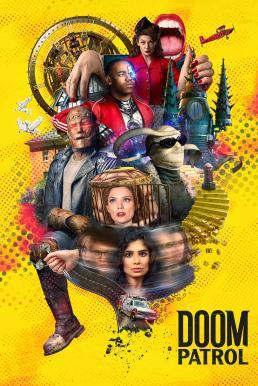Doom Patrol Season 3 ซับไทย EP1-EP7