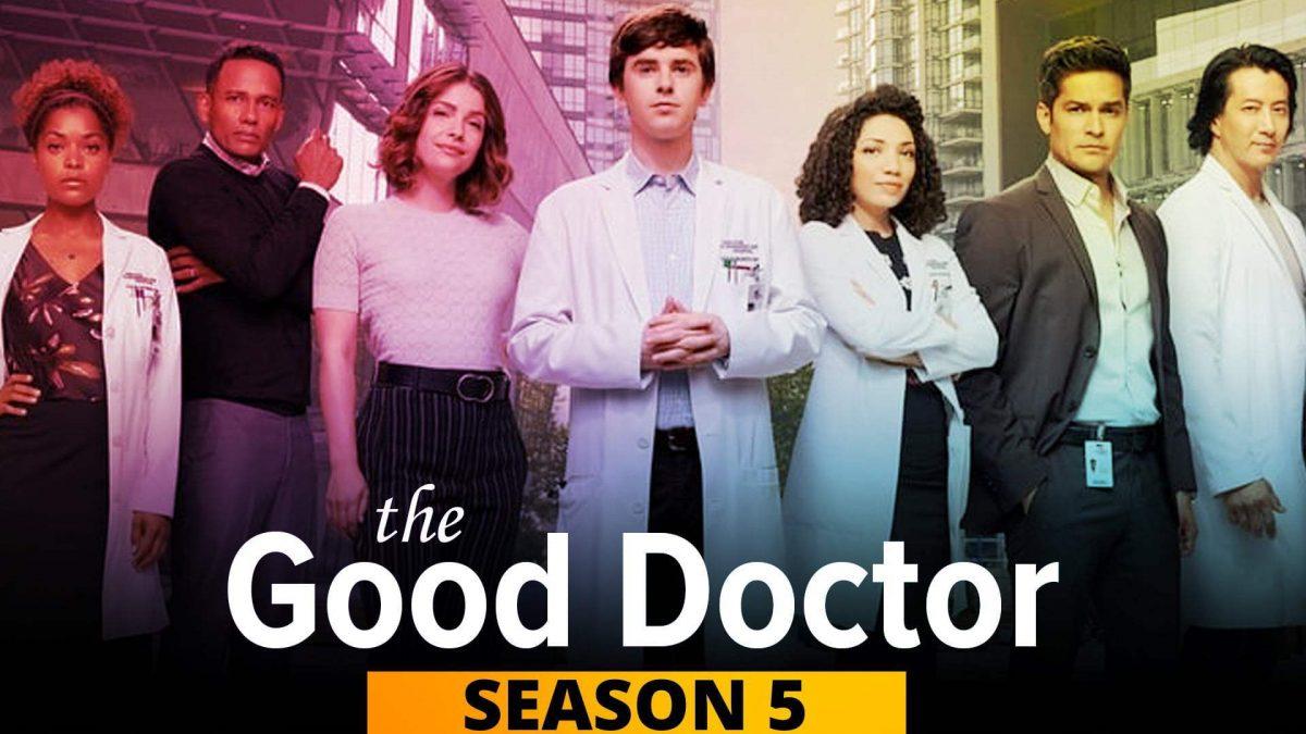 The Good Doctor Season 5 ซับไทย EP1-EP4