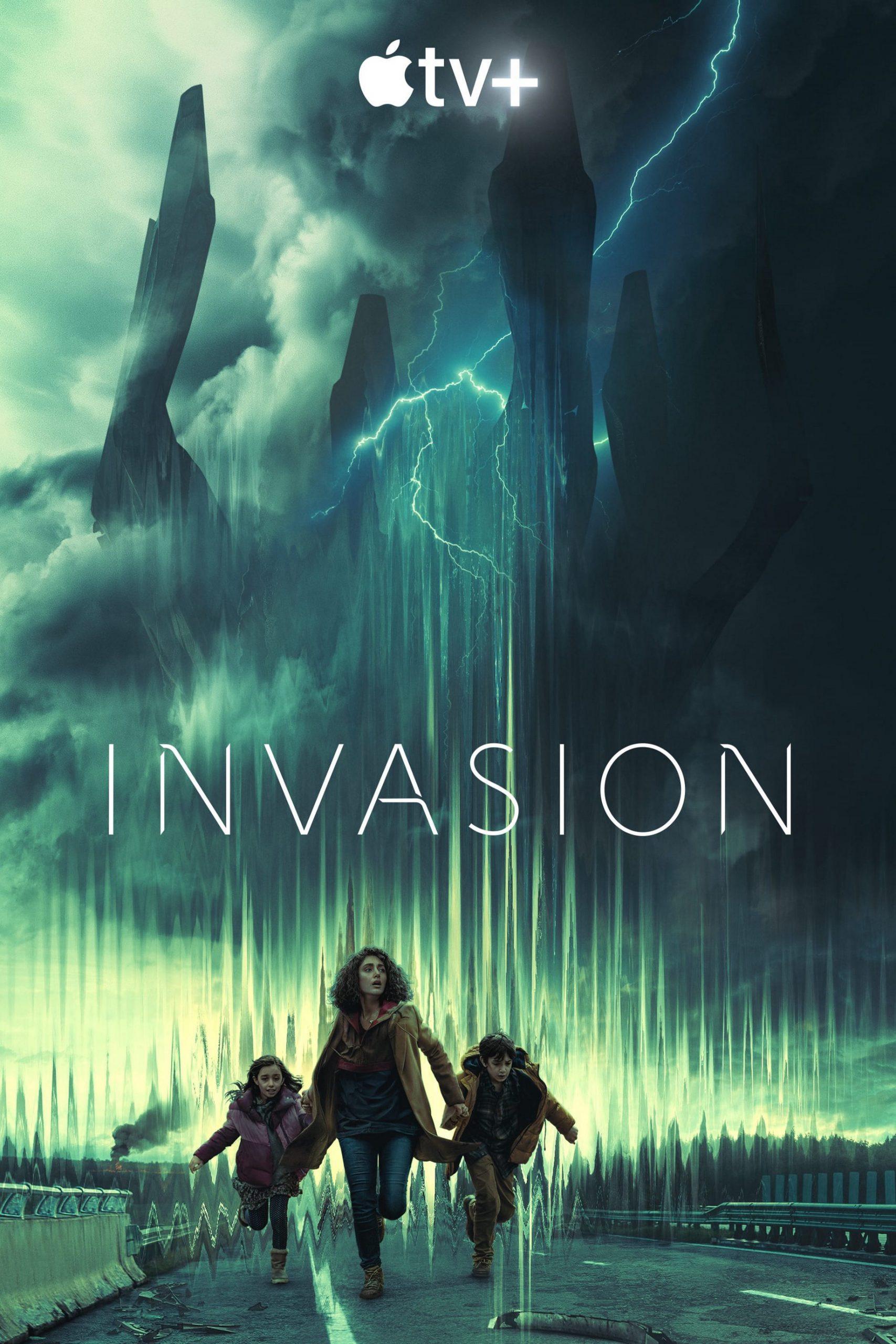 Invasion Season 1 ซับไทย EP1-EP4